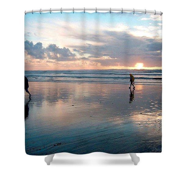 Oregon Coast 7 Shower Curtain