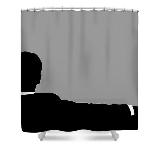 Original Mad Men Shower Curtain