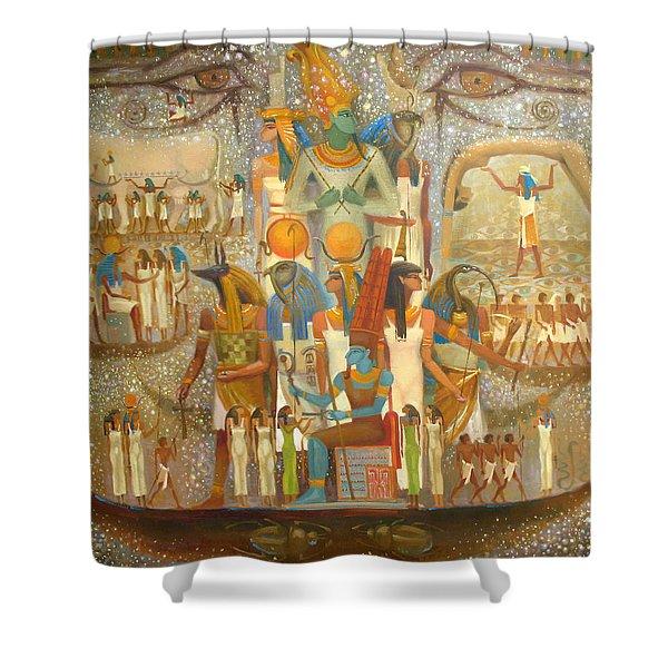 Osiris Shower Curtain