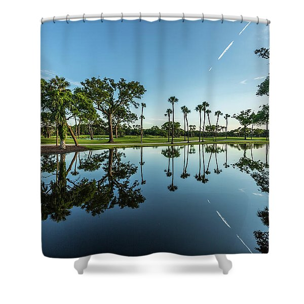 Osprey Point Kiawah Island Resort Shower Curtain