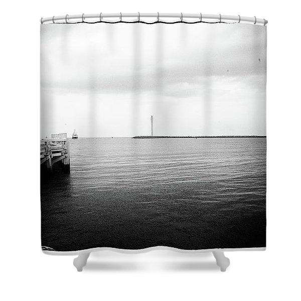 Ostend Shower Curtain