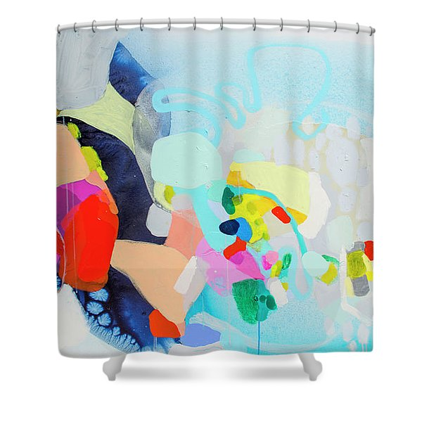 Other Side Of The Picture Shower Curtain