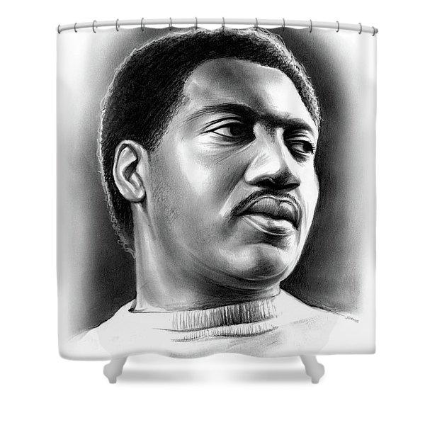Otis Redding Shower Curtain