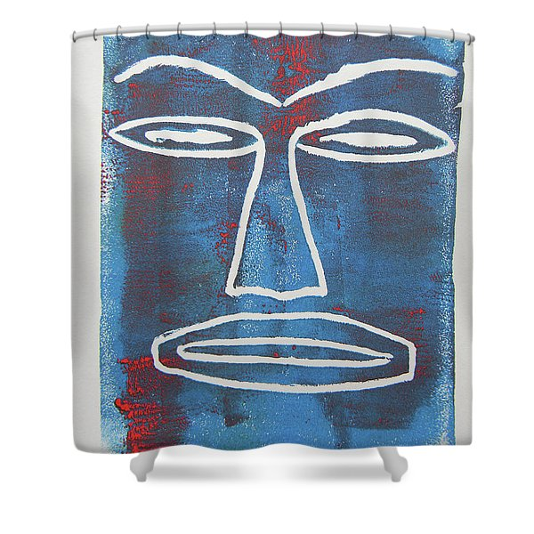 Our Father Shower Curtain