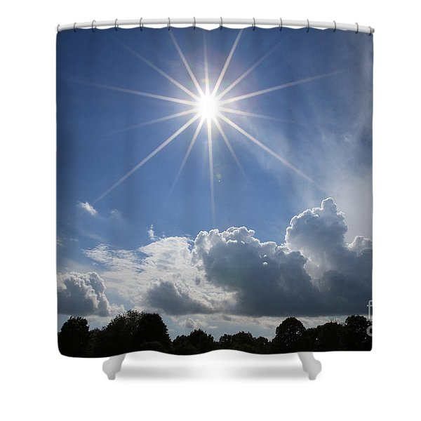 Our Shining Star Shower Curtain