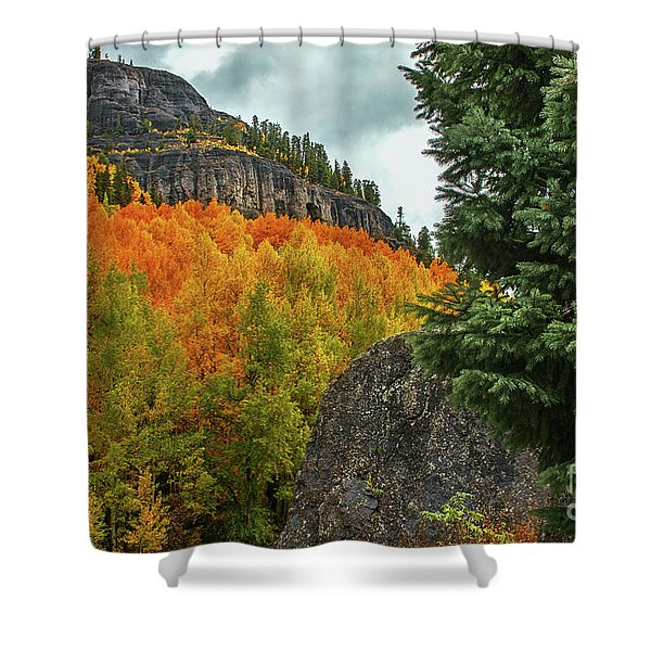 Ouray Shower Curtain
