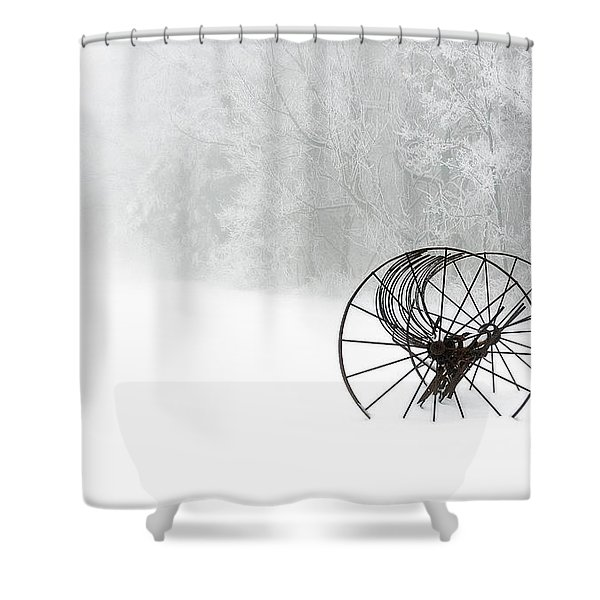 Out Of The Mist A Forgotten Era 2014 II Shower Curtain