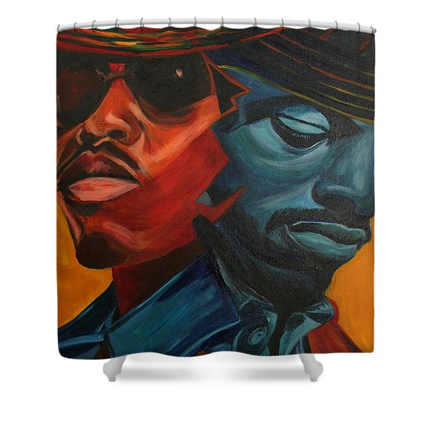 Outkast Shower Curtain