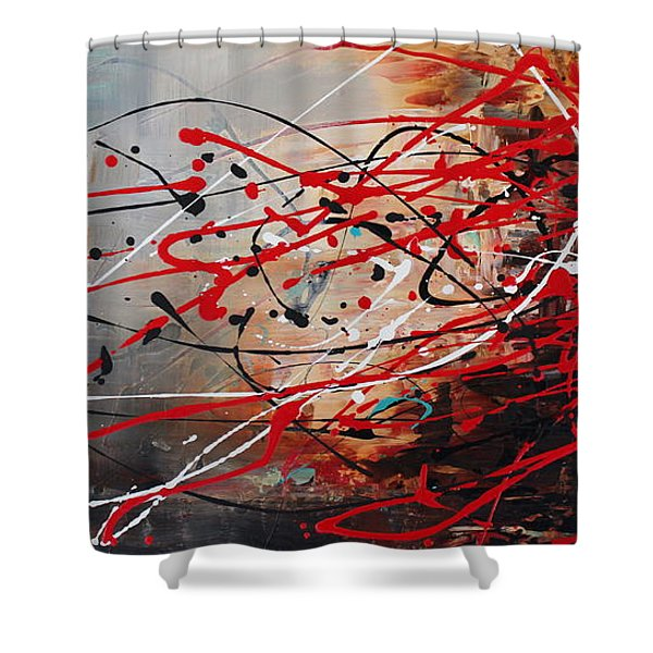 Outstanding Shower Curtain