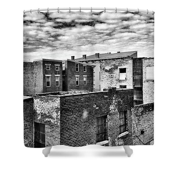 Over The Rhine Shower Curtain