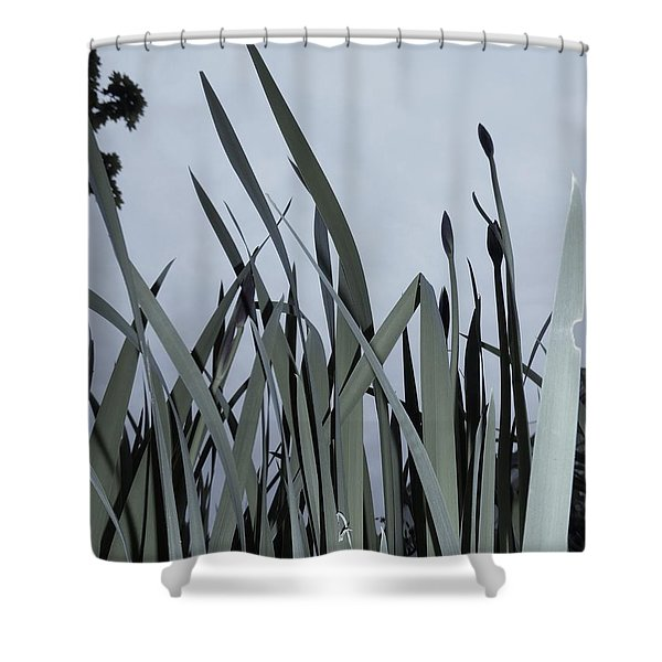 Over There Shower Curtain