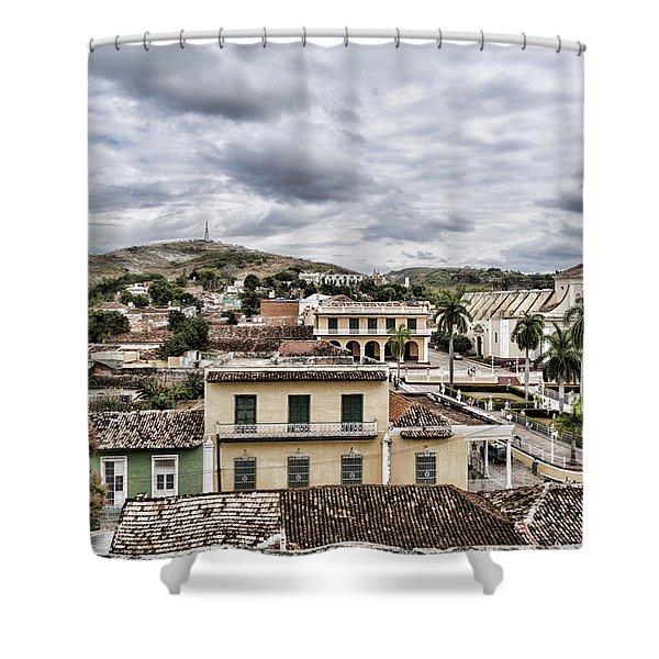 Overlook Trinidad Shower Curtain