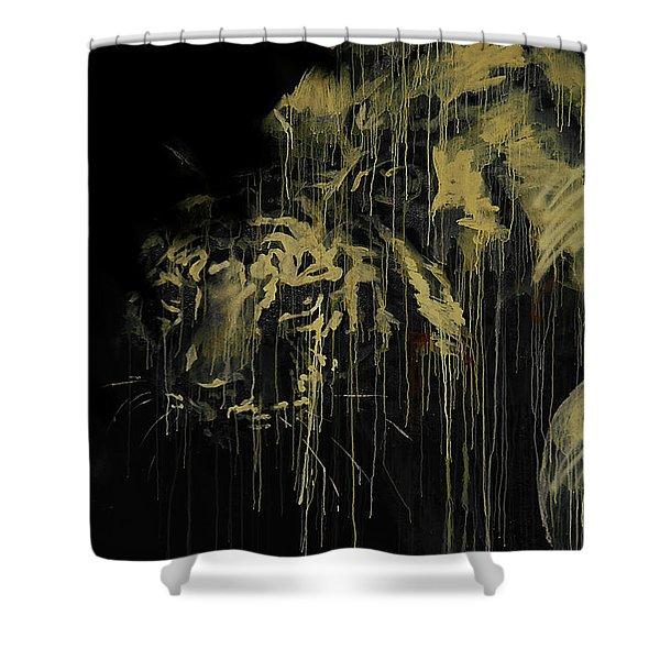 Paciencia Shower Curtain