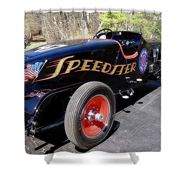 Packard Speedster  Shower Curtain