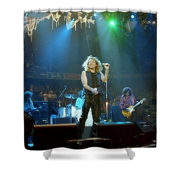 Page N Plant-0016 Shower Curtain