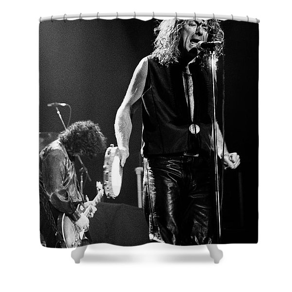 Page N Plant-0065 Shower Curtain