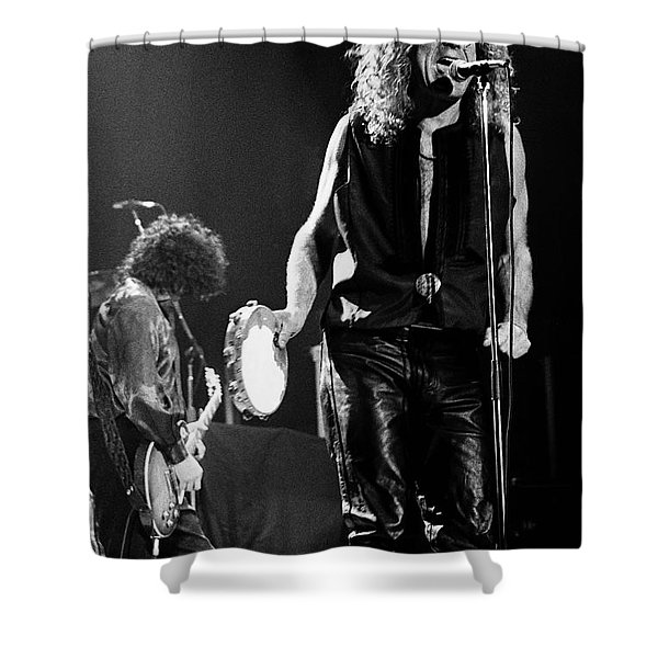 Page N Plant-0066 Shower Curtain