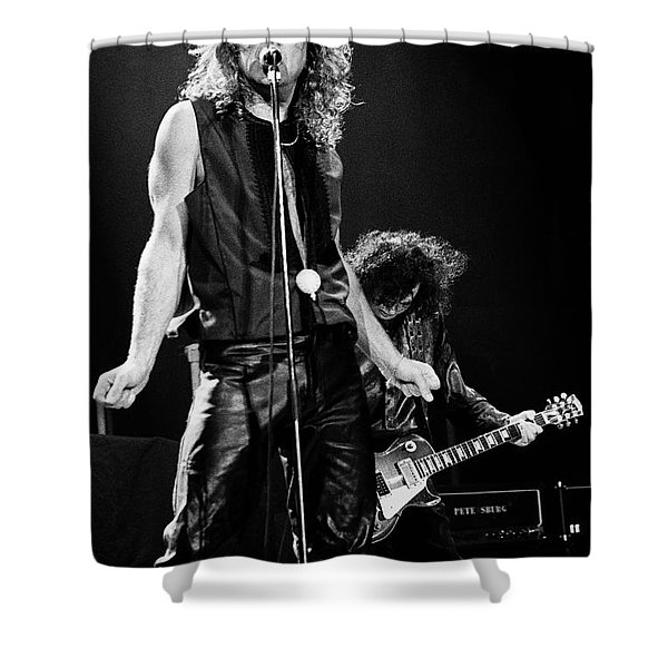 Page N Plant-0068 Shower Curtain