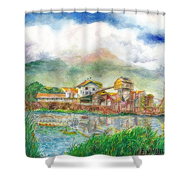 Paia Mill 1 Shower Curtain