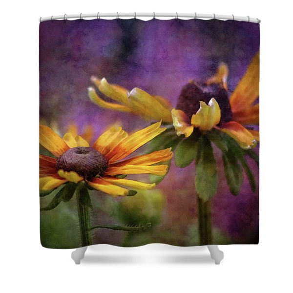 Painted By The Sun 2757 Idp_2 Shower Curtain