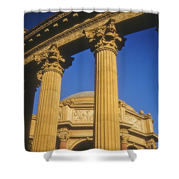 Palace Of Fine Arts, San Francisco Shower Curtain