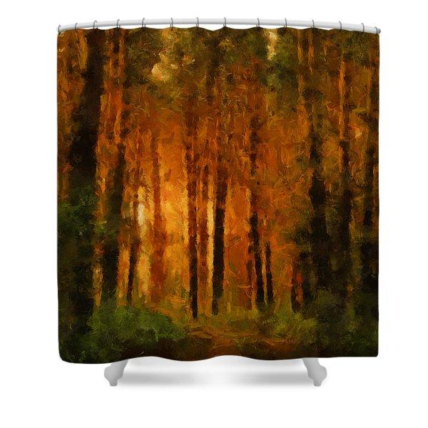 Palava Valo Shower Curtain