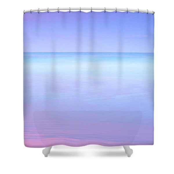Palette Of Paradise Shower Curtain