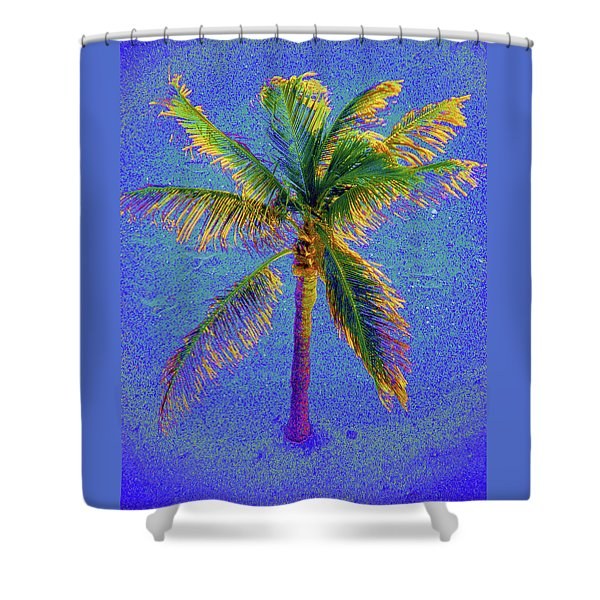 Palm 1005 Shower Curtain