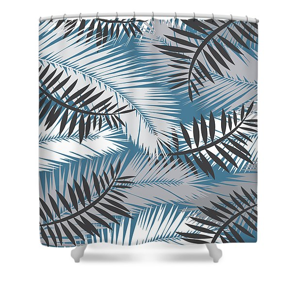 Palm Trees 10 Shower Curtain
