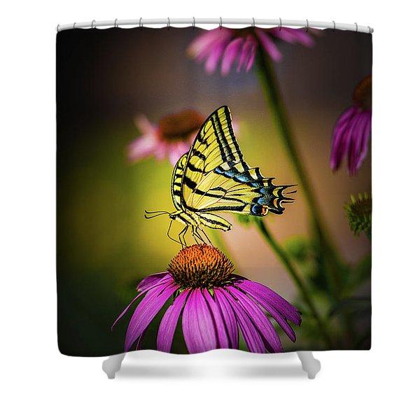 Papilio Shower Curtain