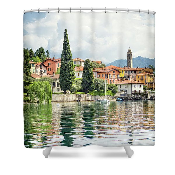 Paradise Reflections Shower Curtain