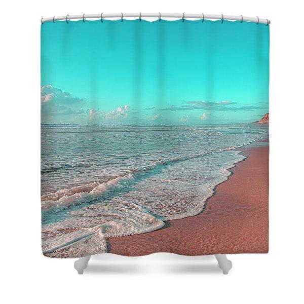 Paradisiac Beaches Shower Curtain