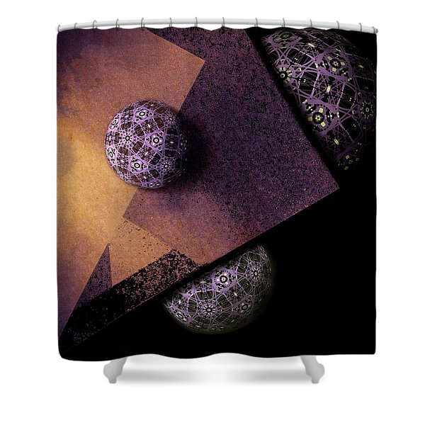 Paragon Shower Curtain