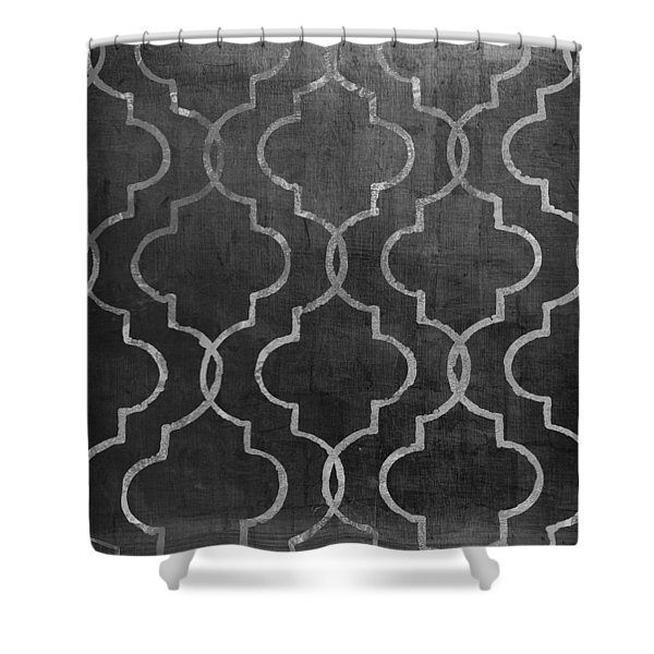 Paris Apartment II Shower Curtain