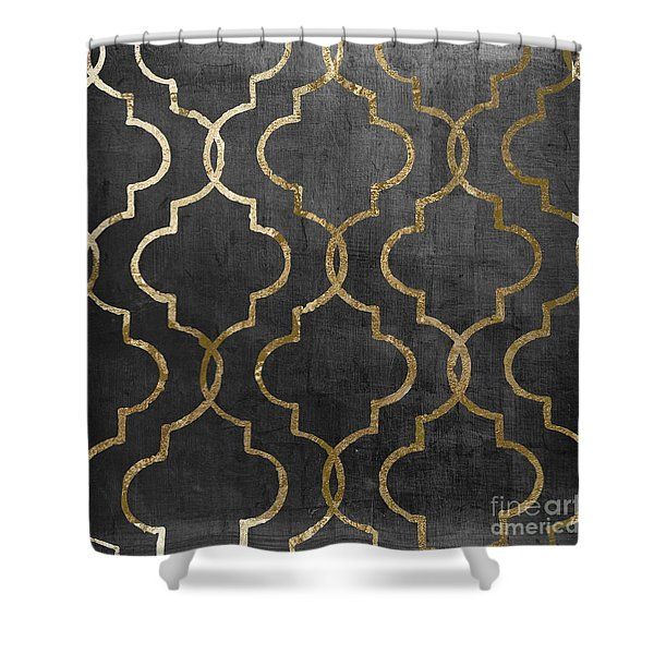 Paris Apartment IIi Shower Curtain