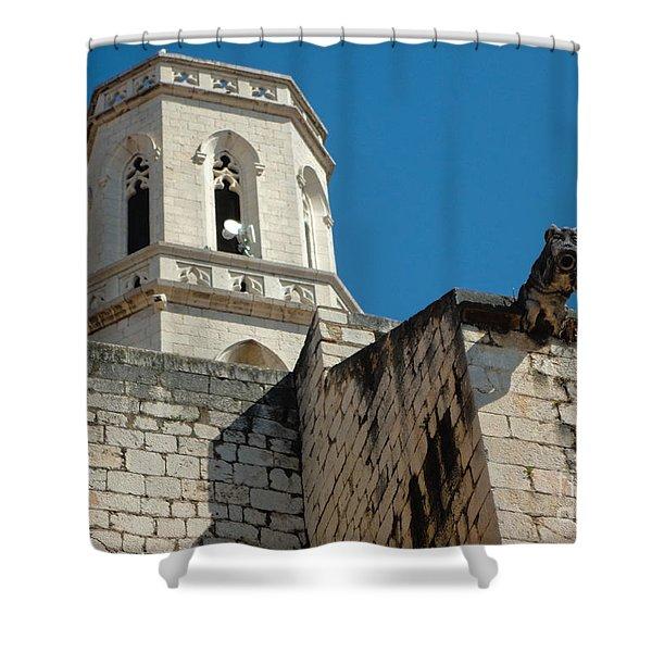 Parish Church Of St. Peter Shower Curtain