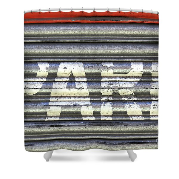 Park Here Shower Curtain