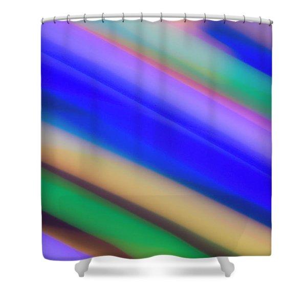 Parrotfish Shower Curtain