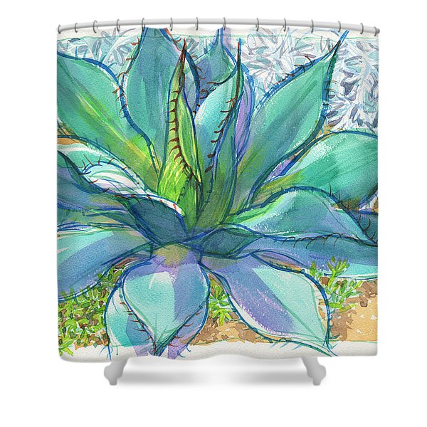 Parrys Agave Shower Curtain