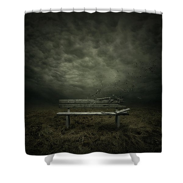 Passing Shower Curtain