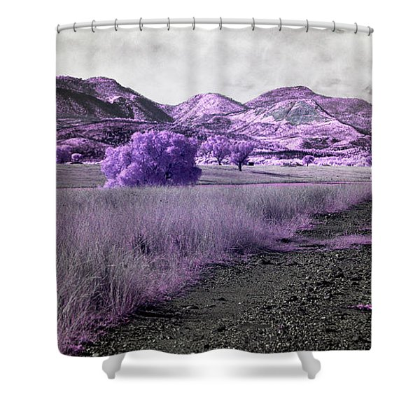 Path To Enchantment Shower Curtain