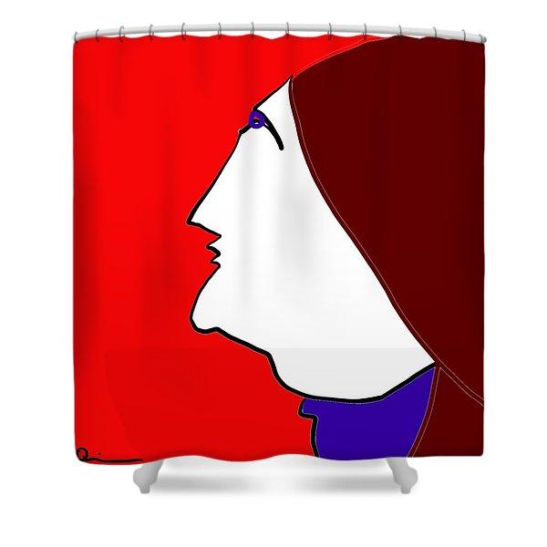 Patriot Shower Curtain