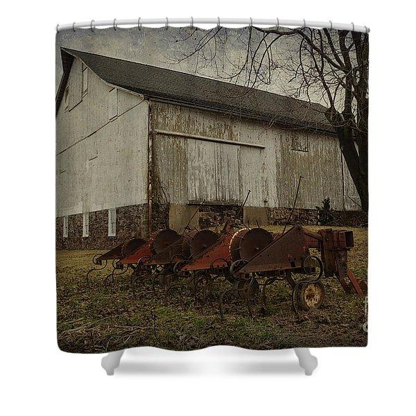 Patterson Farm  Shower Curtain
