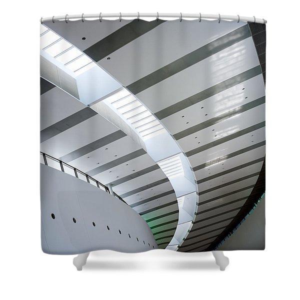 Pavilion Shower Curtain