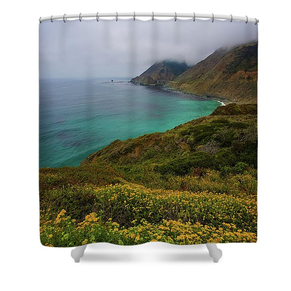 Pch 1 Shower Curtain