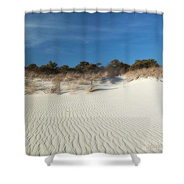 Peaceful Cape Cod Shower Curtain