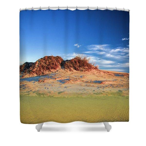 Peaks Of Jockey's Ridge Shower Curtain