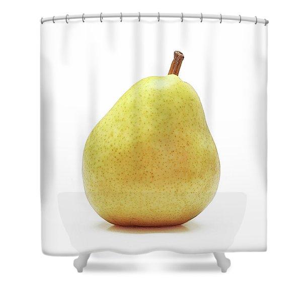 Pearfection Shower Curtain