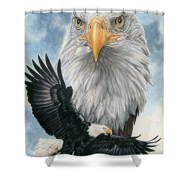 Peerless Shower Curtain