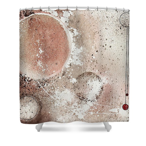 Pendulum Shower Curtain